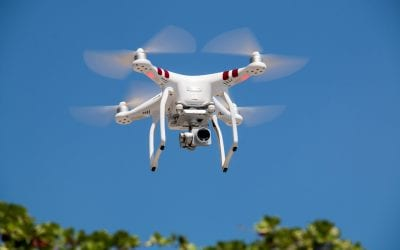Uses of Drones in Home Inspections